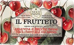 """Parfumuri și produse cosmetice Săpun """"Cireșe și fructe de pădure"""" - Nesti Dante Il Frutteto Soap"""