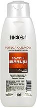 Parfumuri și produse cosmetice Şampon cu ulei de argan - BingoSpa Argan Shampoo