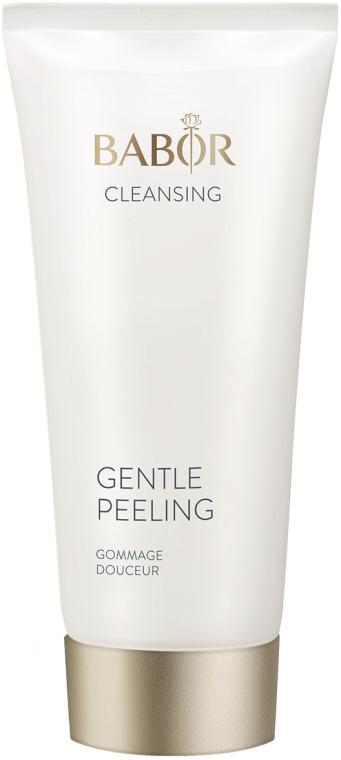 Peeling facial - Babor Cleansing Gentle Peeling Gommage — Imagine N1