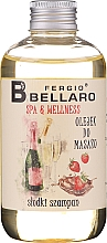 "Parfumuri și produse cosmetice Ulei de masaj ""Șampanie"" - Fergio Bellaro Massage Oil Sweet Champagne"