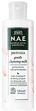 Parfumuri și produse cosmetice Lapte pentru față - N.A.E. Purezza Gentle Cleansing Milk