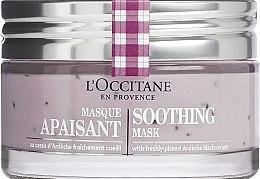 Parfumuri și produse cosmetice Mască de față - L'Occitane Soothing Mask