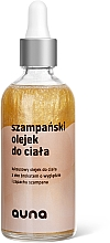"""Parfumuri și produse cosmetice Ulei de corp sclipitor """" Șampanie"""" - Auna Champagne Body Oil"""