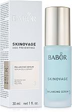 Parfumuri și produse cosmetice Ser facial - Babor Skinovage Balancing Serum