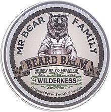 Parfumuri și produse cosmetice Balsam pentru barbă - Mr. Bear Family Beard Balm Wilderness