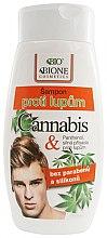 Parfumuri și produse cosmetice Șampon anti-mătreaţă - Bione Cosmetics Cannabis Anti-dandruff Shampoo For Men