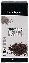 """Parfumuri și produse cosmetice Ulei esențial """"Piper negru"""" - Holland & Barrett Miaroma Black Pepper Pure Essential Oil"""