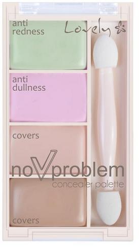 Paleta concealer - Lovely No Problem Corector