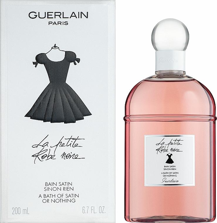 Guerlain La Petite Robe Noir - Gel de duș — Imagine N2