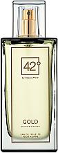 Parfumuri și produse cosmetice 42° by Beauty More Gold Edition Limitee Pour Homme - Apă de toaletă