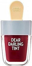 Parfumuri și produse cosmetice Tint pentru buze - Etude House Dear Darling Water Gel Tint Ice Cream