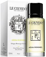 Parfumuri și produse cosmetice Le Couvent des Minimes Aqua Minimes - Apă de colonie