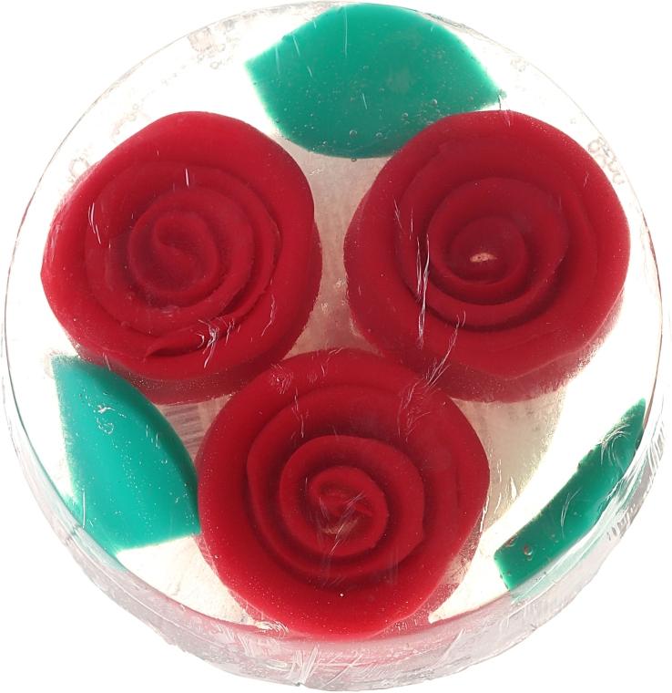 """Săpun natural """"Trandafir"""" - Bulgarska Rosa Rosa Fantasy Soap — Imagine N1"""