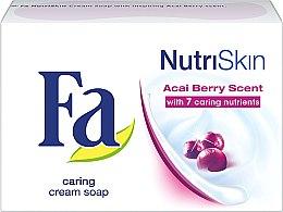 "Parfumuri și produse cosmetice Săpun ""Akaya Berry"" - Fa NutriSkin Acai Berry Bar Soap"