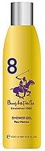 Parfumuri și produse cosmetice Beverly Hills Polo Club Women No 8 - Gel de duș
