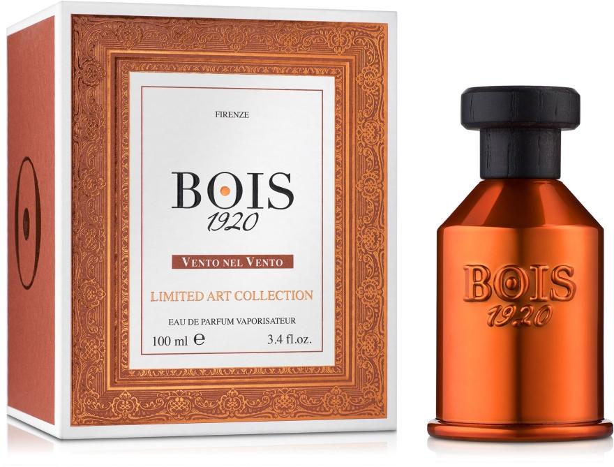 Bois 1920 Vento Nel Vento Limited Art Collection - Apă de parfum — Imagine N1