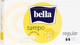 Parfumuri și produse cosmetice Tampoane, 16 bucăți - Bella Premium Comfort Regular Tampo