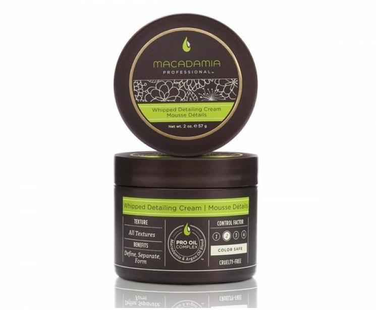 Cremă pentru păr - Macadamia Professional Whipped Detailing Cream