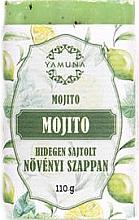 """Parfumuri și produse cosmetice Săpun presat la rece """"Mojito"""" - Yamuna Mojito Cold Pressed Soap"""