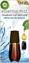 Parfumuri și produse cosmetice Difuzor Aromatic, rezervă - Air Wick Essential Mist Nenuco