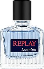Parfumuri și produse cosmetice Replay Essential For Him - Apă de toaletă
