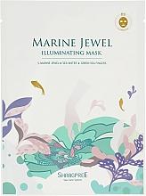 Parfumuri și produse cosmetice Mască pentru strălucirea pielii - Shangpree Marine Jewel Illuminating Mask
