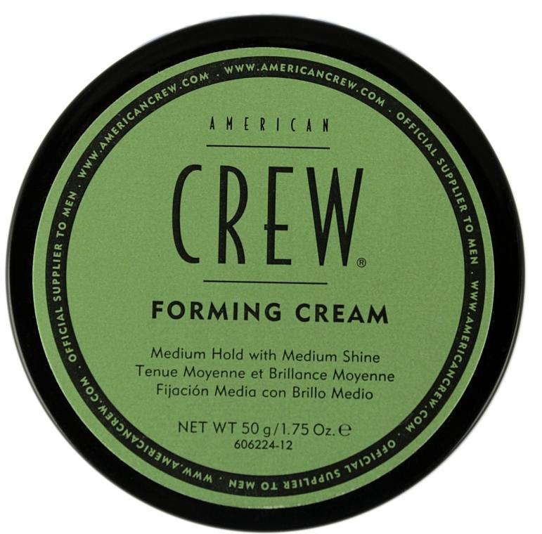 Cremă pentru păr - American Crew Classic Forming Cream — Imagine N1