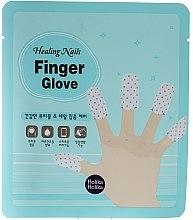 Parfumuri și produse cosmetice Mască pentru unghii - Holika Holika Healing Nails Finger Glove