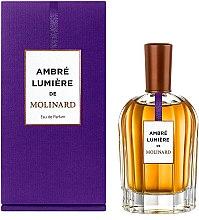 Parfumuri și produse cosmetice Molinard Ambre Lumiere - Apă de parfum