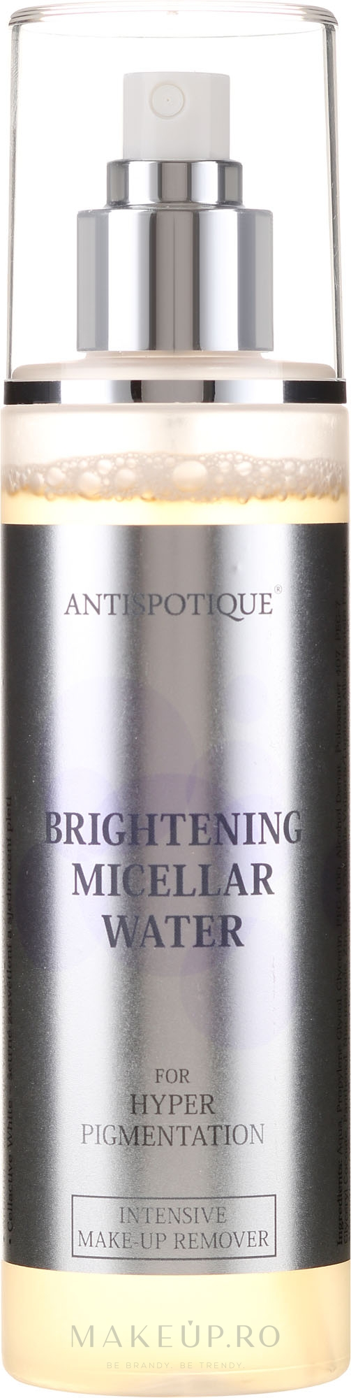 Apă micelară - Antispotique Brightening Micellar Water — Imagine 200 ml
