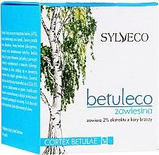 Parfumuri și produse cosmetice Suspensie pentru întărirea părului și regenerarea pielii - Sylveco Betuleco