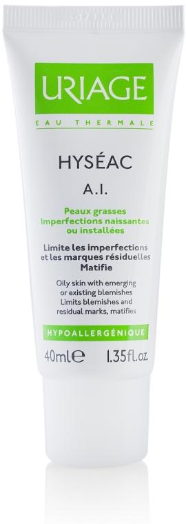 Tratament cremă-gel pentru înlăturarea defectelor - Uriage Combination to oily skin — Imagine N2