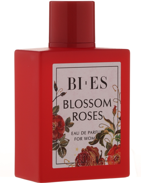 Bi-Es Blossom Roses - Zestaw (edp/100 ml + sh/gel/50ml + parf/12ml) — Imagine N3