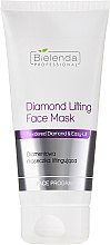 Parfumuri și produse cosmetice Diamant mască pentru față - Bielenda Professional Face Program Diamond Lifting Face Mask