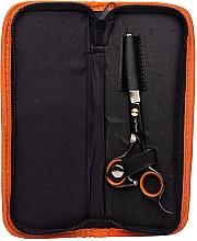 Parfumuri și produse cosmetice Foarfece pentru frizer,  TS02, 15.5 cm - Lila Rossa Frizy Cut