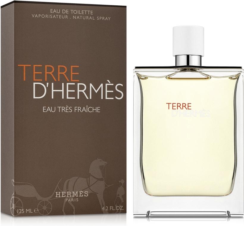 Hermes Terre d'Hermes Eau Tres Fraiche - Apă de toaletă — Imagine N2