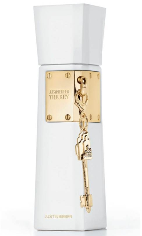 Justin Bieber The Key - Apă de parfum