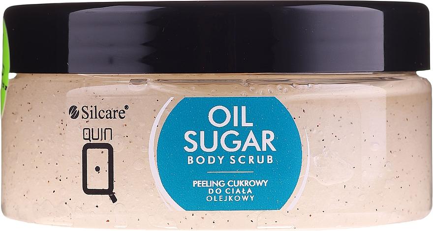 Peeling cu zahăr pentru corp - Silcare Quin Sugar Body Peel Oil