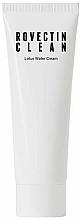Parfumuri și produse cosmetice Cremă de față - Rovectin Clean Lotus Water Cream
