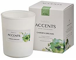 """Parfumuri și produse cosmetice Lumânare aromatică în borcan """"Garden dreams"""" 92/76 - Bolsius Aromatic"""