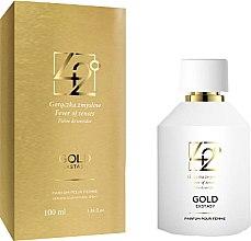 Parfumuri și produse cosmetice 42° by Beauty More Gold Extasy Pour Femme - Apă de parfum