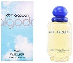 Parfumuri și produse cosmetice Don Algodon Mujer - Apă de toaletă