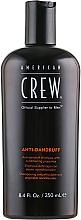 Parfumuri și produse cosmetice Șampon anti-mătreață pentru scalp gras - American Crew Anti Dandruff+Sebum Control Shampoo