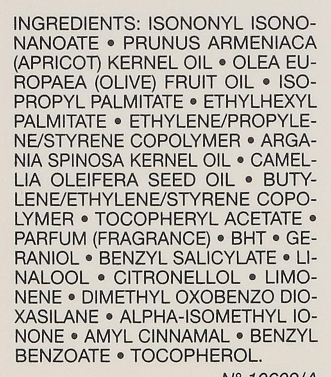 Ser nutritiv pentru cuticule - Dior Huile Abricot Daily Nutritive Serum — Imagine N2