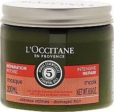 Parfumuri și produse cosmetice Mască regenerantă pentru păr - L'Occitane Aromachologie Repairing Mask
