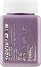 Parfumuri și produse cosmetice Balsam pentru hidratarea intensă a părului - Kevin.Murphy Hydrate-Me Rinse Conditioner (mini)