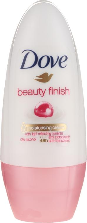 """Antiperspirant roll-on """"Beauty finish"""" - Dove — Imagine N1"""