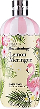 "Parfumuri și produse cosmetice Spumă de baie ""Lemon Meringue"" - Baylis & Harding"