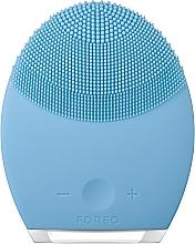 Parfumuri și produse cosmetice Perie de curățare și masaj pentru față - Foreo Luna 2 Combination Skin