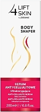 Parfumuri și produse cosmetice Ser anticelulitic pentru corp - Lift4Skin Body Shaper Serum